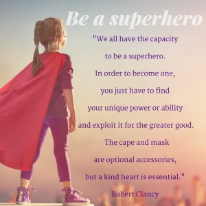 be-a-superhero